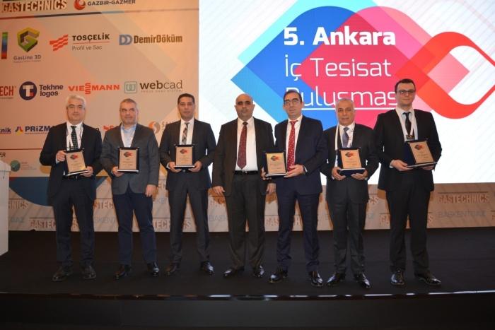 5. Ankara İç Tesisat Buluşması 22 Şubat 2020 Cumartesi günü gerçekleşti.