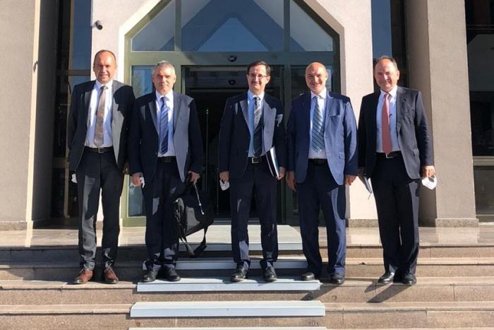 Yönetim Kurulumuzun Çevre ve Şehircilik Bakanlığı, Enerji ve Tabi Kaynaklar Bakanlığı ile EPDK ziyaretleri gerçekleşti