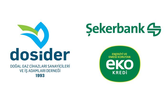 DOSİDER ve Şekerbank İş Birliği ile Doğal Gaz Projelerine Özel Finansman...