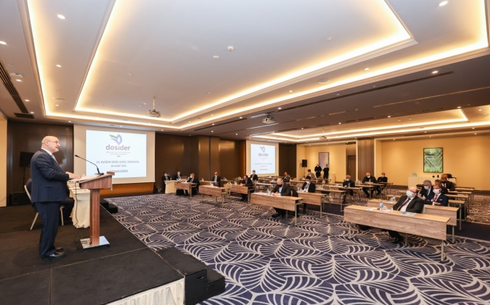 Derneğimizin 14. Olağan Genel Kurul Toplantısı, 30 Mart 2021 tarihinde, Elite World Asia Otel'de üyelerimizin katılımıyla gerçekleştirildi.