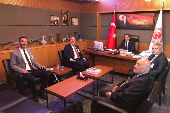 16 – 17 Ağustos 2021 Tarihlerinde Yönetim Kurulu Başkanımızın da Yer Aldığı DOSİDER Heyeti Tarafından Ankara'daki Çeşitli Kurumlara Ziyaretler Düzenlendi